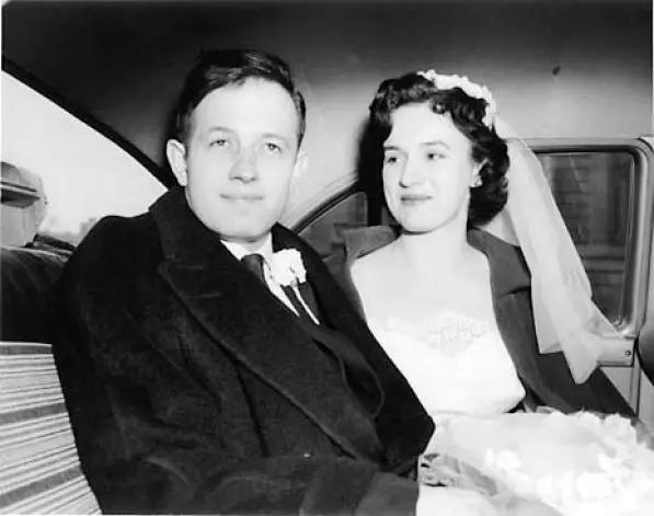 John Nash and Alicia