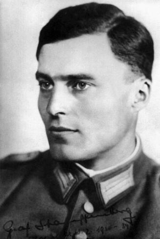 施陶芬伯格(Claus von Stauffenberg)